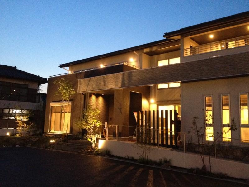 住宅展示場|群馬県太田市|造園外構・エクステリア工事