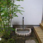 庭園植栽工事