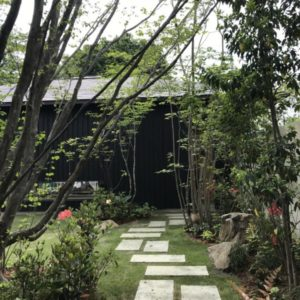 自然と調和する雑木の庭|造園植栽工事|高崎市