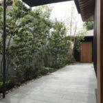 自然と調和する雑木の庭3