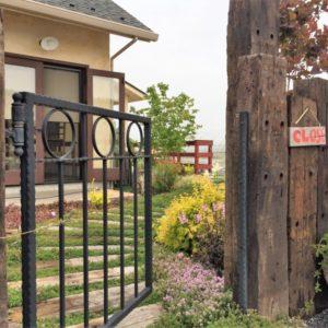 グランドカバーを楽しむお庭|イタリアンレストラン|埼玉県児玉郡上里町