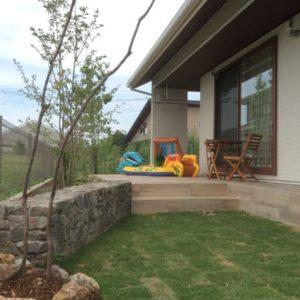 生活に寄り添うおしゃれな庭・外構工事|高崎市|群馬