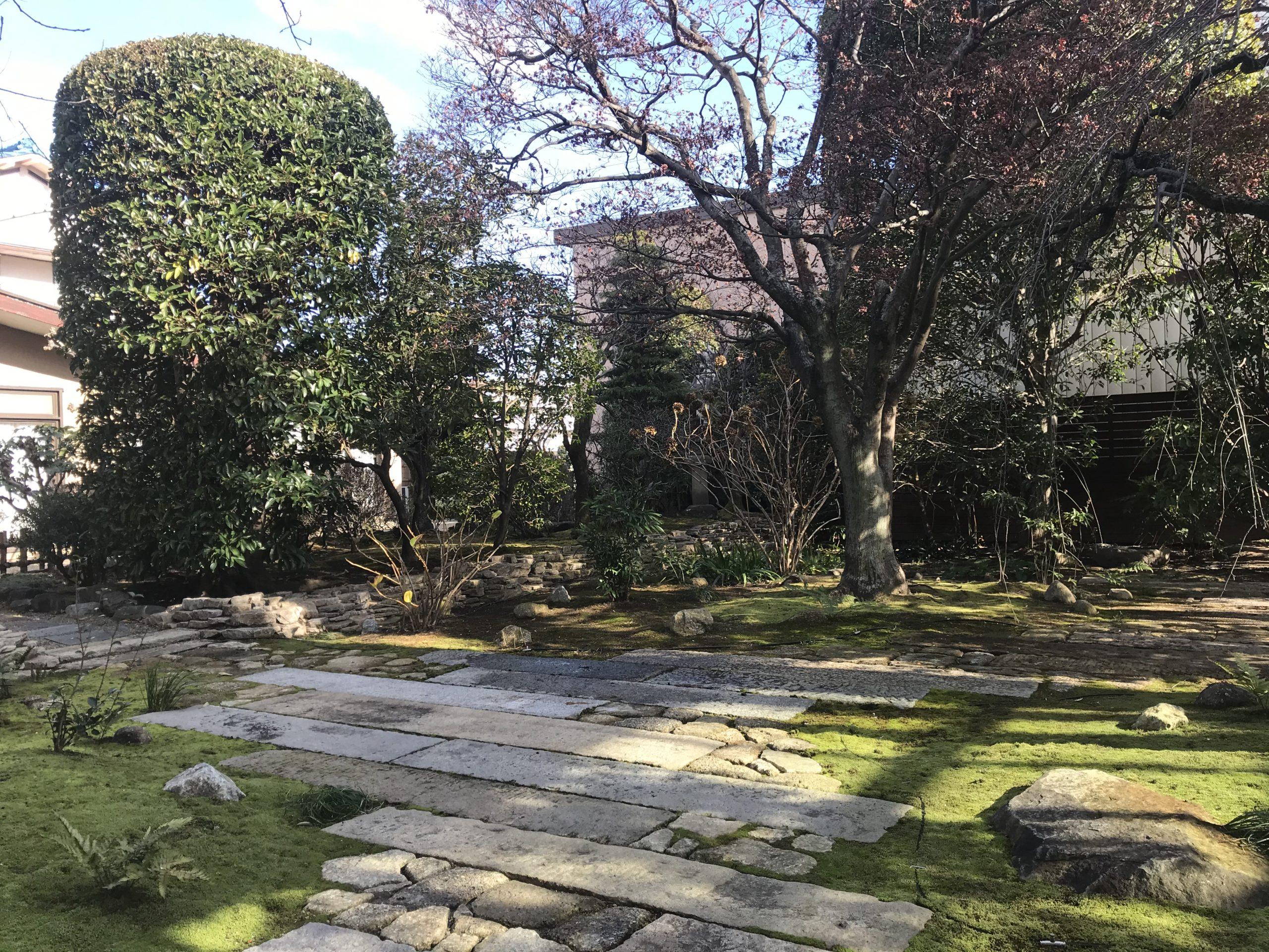 和風,庭園,日本,造園,外構,工事,素敵,趣,庭,後世,繋がる,シンプルモダン