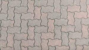 For example, インターロッキングと使った玄関アプローチ、群馬県高崎市エクステリアFor example,グロウスガーデンのエクステリア